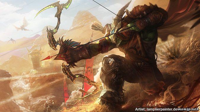 World of Warcraft Legion: Новые легендарные предметы