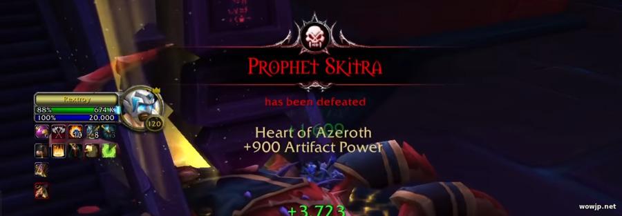 Пророк Скитра пал в битве с ОДНИМ единственным паладином...