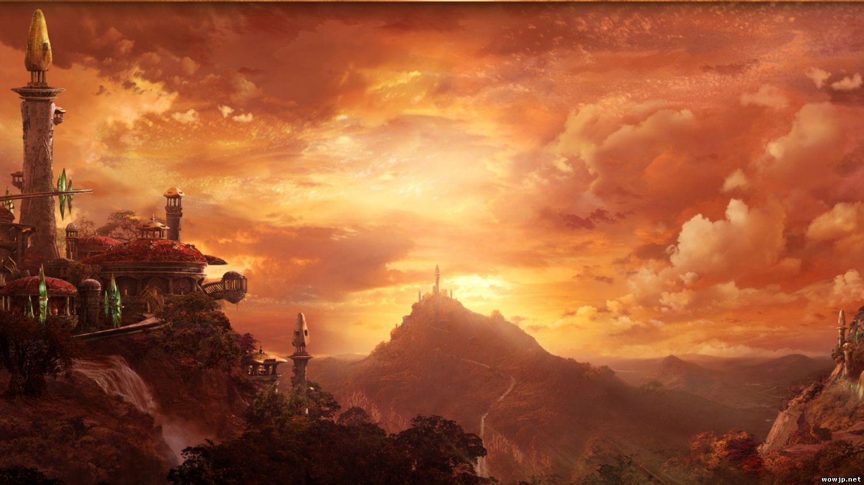 [Видео] История мира Warcraft - Основание Кель'Таласа (Часть 1)