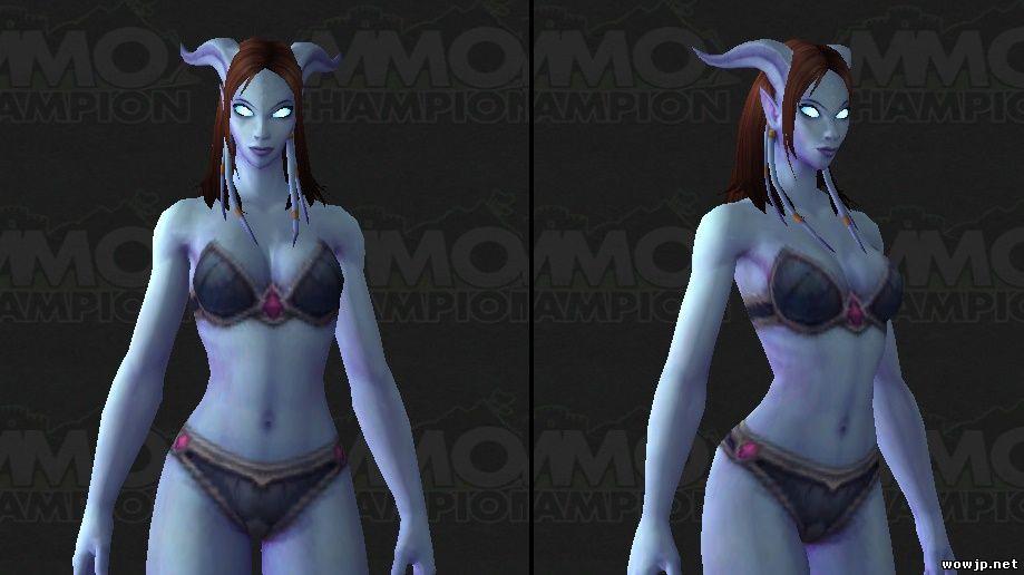 WoD: Изменённые модели. Добыча в подземельях