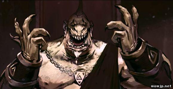 История вселенной Warcraft: Верховный Молот и Горианская Империя + Голосование