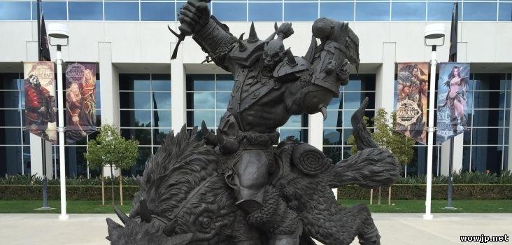 Экскурсия по офису Blizzard: репортаж из США